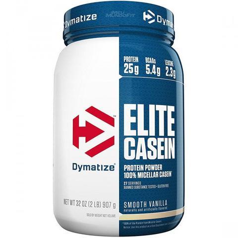 Imagem de Elite Casein Protein - 907g- Dymatize