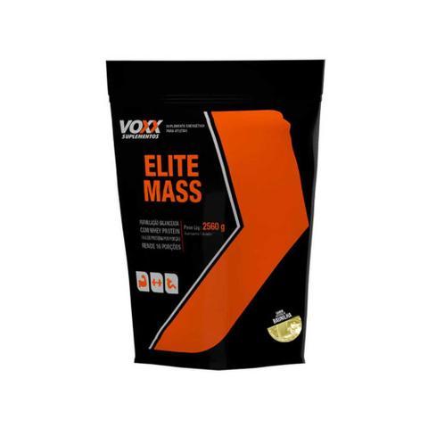 Imagem de ELITE MASS VOXX 2,56kg - BAUNILHA