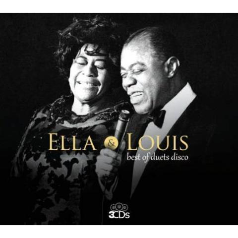 Imagem de Ella e louis - best of duets dis (bo