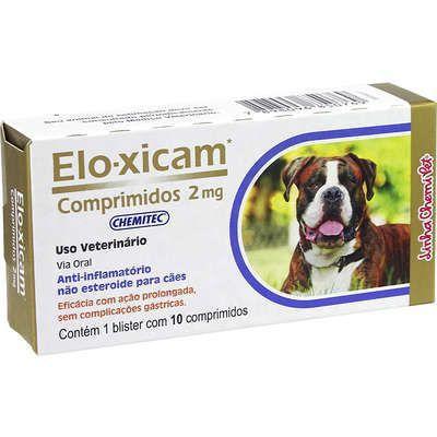 Imagem de Elo-xicam - Anti-inflamatório - Comprimidos 2 mg - Chemitec