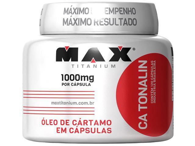 Imagem de Emagrecedor - Óleo de Cártamo CA Tonalin 120 Cáps