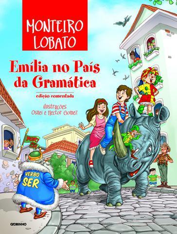 Imagem de Emilia no Pais da Gramatica - Globinho