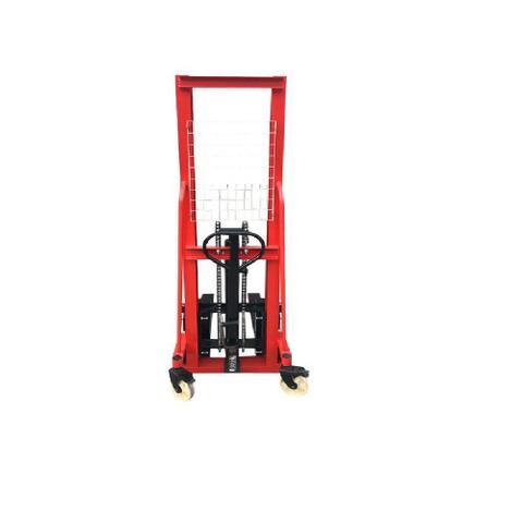 Imagem de empilhadeira manual hidraulica 1.000 kg x 1,6 m altura