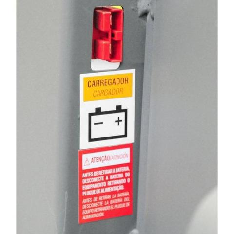 Imagem de Empilhadeira Semi Elétrica 1,5T 1070x695mm ESV1500  - Vonder