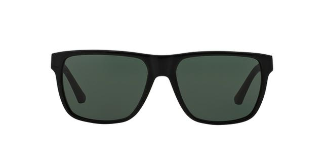 6ce4b63cb8d0e Emporio Armani EA4035 501771 Preto Lente Cinza Verde Tam 58 - Óculos ...