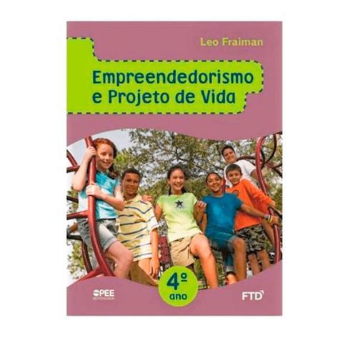 Imagem de Empreendedorismo e Projeto de Vida 4ºAno - BNCC