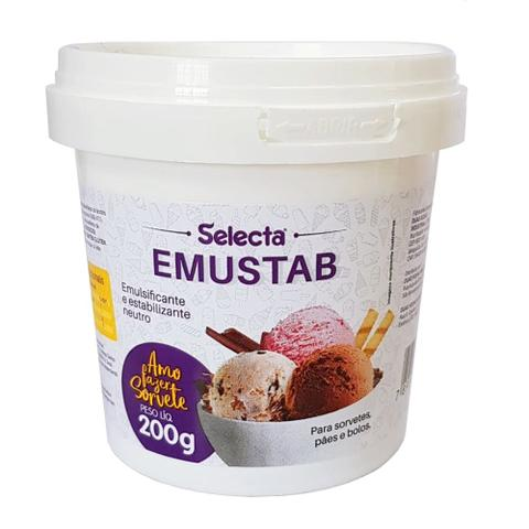 Imagem de Emulsificante para Sorvete Emustab 200g - Selecta