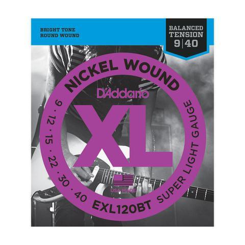 Imagem de Encordoamento Guitarra EXL120 09 D'addario