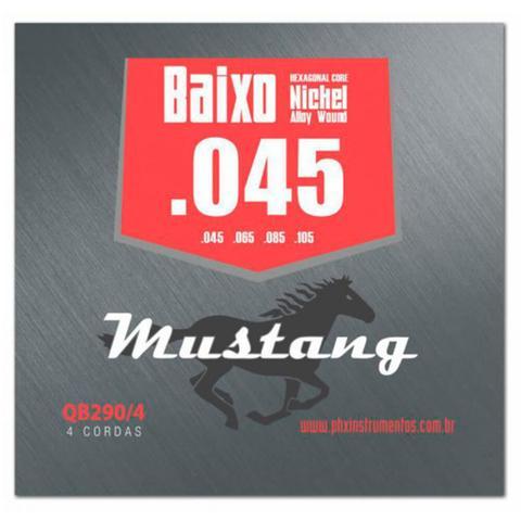 Imagem de Encordoamento Mustang QB290 .045/.105 para Baixo 4 Cordas