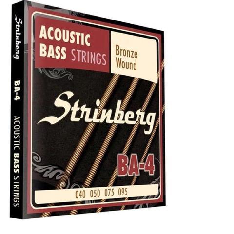 Imagem de Encordoamento strinberg contrabaixo ba4 acustico