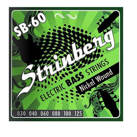 Imagem de Encordoamento strinberg contrabaixo sb60 6 cordas