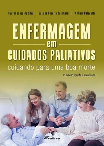 Imagem de ENFERMAGEM EM CUIDADOS PALIATIVOS - 2ª ED - Martinari