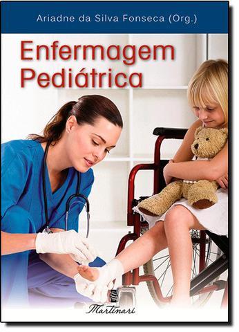Imagem de Enfermagem Pediatrica / Fonseca - Martinari