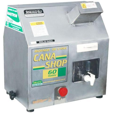 Imagem de Engenho para Cana Inox Cana-Shop 60 MAQTRON