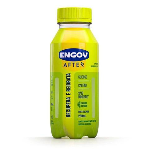 Imagem de Engov After Citrus 250mL Bebida Reidratante(Glicose+Cafeína)