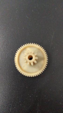 Imagem de Engrenagem da máquina fragmentadora de papel modelo 1000 SB, secreta