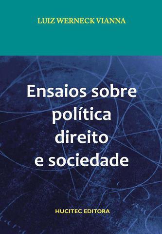 Imagem de Ensaios sobre política, direito e sociedade