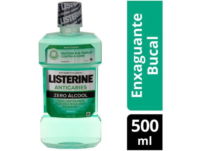Imagem de Enxaguante Bucal Anticaries Listerine 500ml