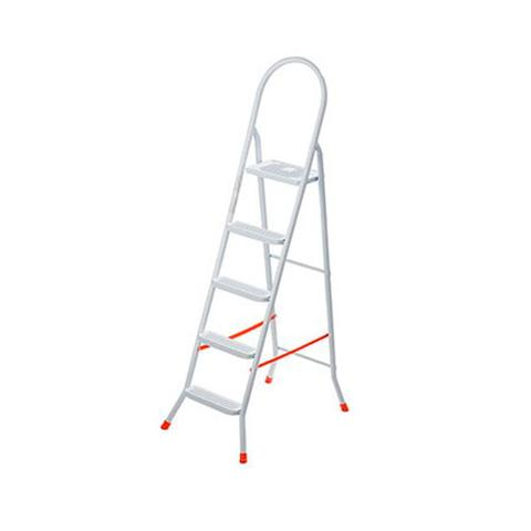 Imagem de Escada de aço 5 degraus Maxiutil