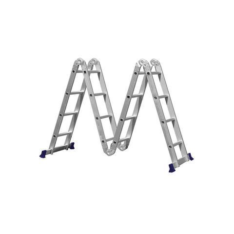 Imagem de Escada Multifuncional com Plataforma 4x4 16 Degraus