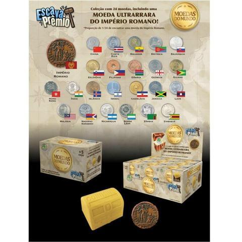 Imagem de Escava Prêmio - moedas do mundo DTC 5003