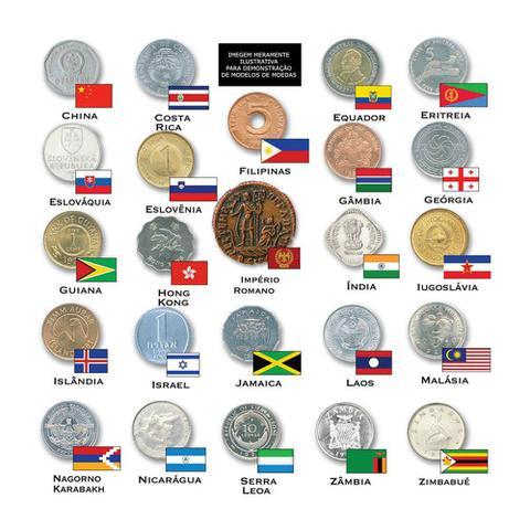 Imagem de Escava Prêmio - Moedas Do Mundo - DTC