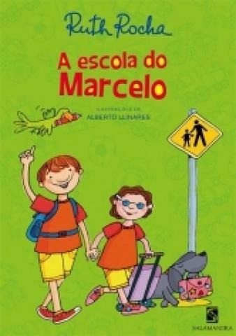 Imagem de Escola Do Marcelo, A - Salamandra