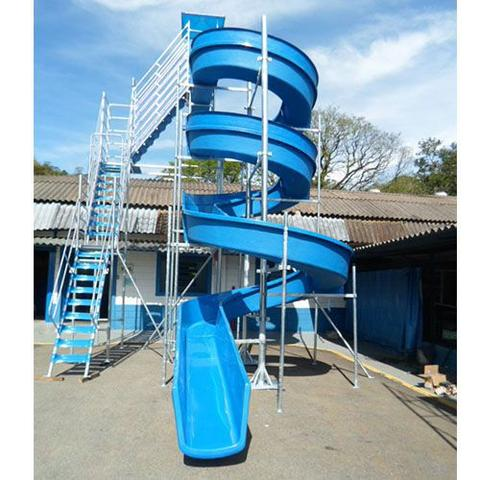 Imagem de Escorregador toboágua de 32 m para piscina