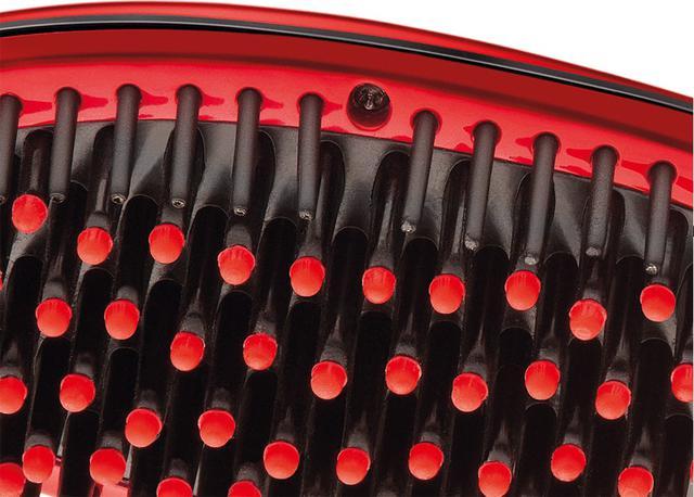 Imagem de Escova Alisadora Mondial Ea-01 Vermelha Bivolt
