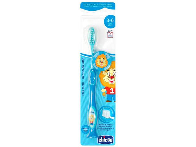 Imagem de Escova de Dente Infantil Chicco