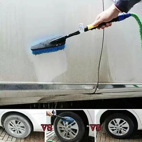 Imagem de Escova De Lavar Carro Engate Rapido