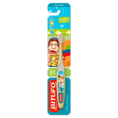 Imagem de Escova Dental Cocoricó 2 a 5 anos
