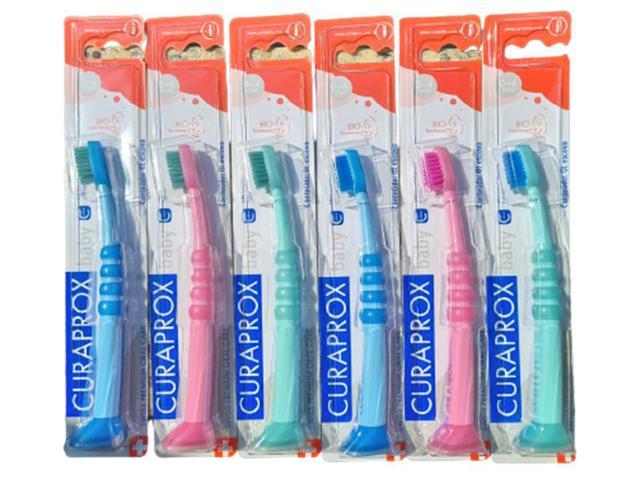 Imagem de Escova dental infantil curakid curaprox