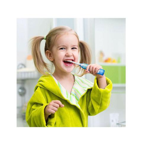 Imagem de Escova Dental Multilaser Elétrica Infantil Health Pro Unicórnio - HC081