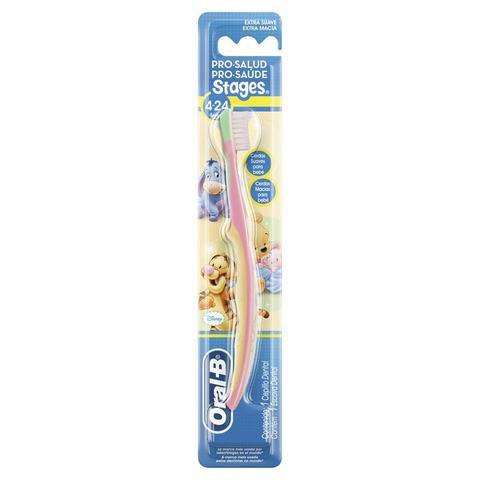 Imagem de Escova Dental Oral-B Infantil Stages 1- 4 A 24 meses