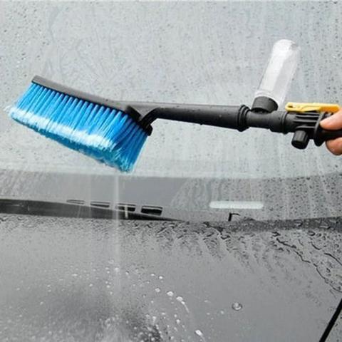 Imagem de Escova Ducha Para Lavar Carro Com Engate Rapido