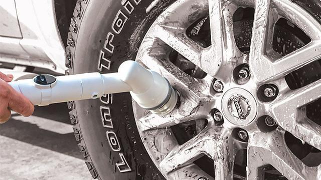 Imagem de Escova Elétrica de Limpeza Power Scrub 360 Polishop