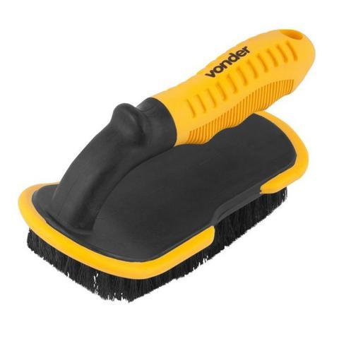 Imagem de Escova Limpeza de Carpetes e Tapetes Carros Vonder