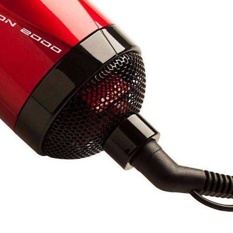 Imagem de Escova modeladora gama turbo ion 2500 rotating styler 1100w - bivolt