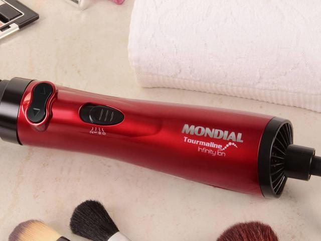 Imagem de Escova Rotativa Mondial ER 03 Modeladora Cerâmica