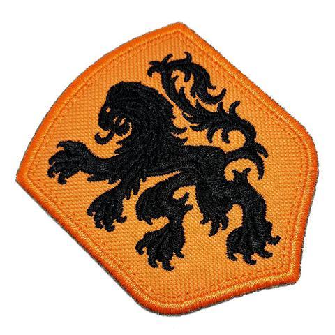 Imagem de Escudo Brasão Holanda Patch Bordado Para Camisa Jaqueta