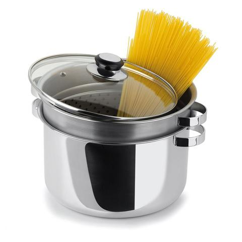 Imagem de Espagueteira Inox com Escorredor 7,2 Litros Forma