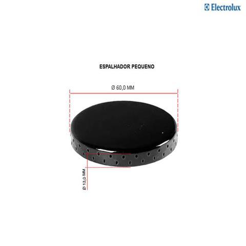 Imagem de Espalhadores + grelhas electrolux para fogões 4 bocas 50 sb