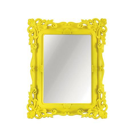 Imagem de Espelho de Mesa - Amarelo