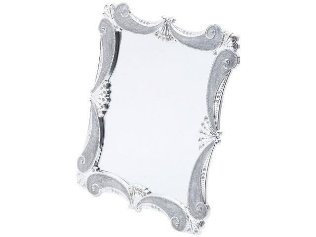 Imagem de Espelho Decorativo Retangular com Moldura