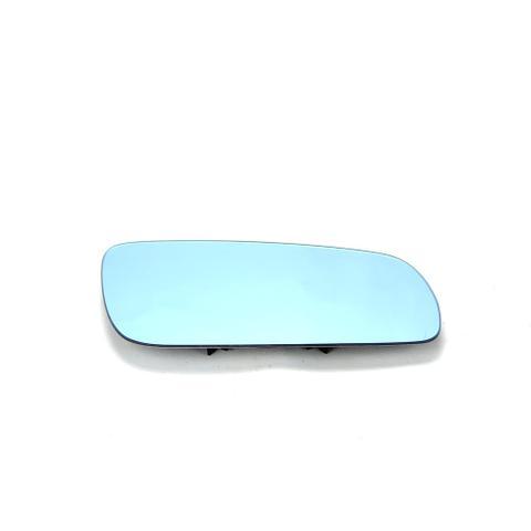 Imagem de Espelho lente retrovisor ld vw gol 2005-2010 azul 373857522a