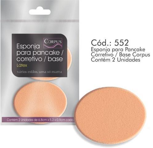 Imagem de Esponja para Pancake Corretivo / Base Corpus