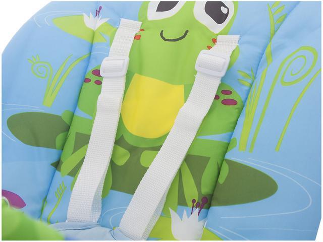 Imagem de Espreguiçadeira para bebê Acqua Lite