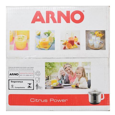 Imagem de Espremedor Citrus Power Preto 1,25L - Arno Única