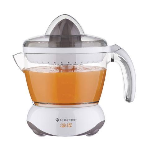 Espremedor Cadence Juice Fresh Branco 25w Esp100 220v